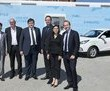 Hyundai przekazał Kopenhadze 15 samochodów ix35 Fuel Cell na paliwo wodorowe